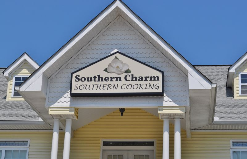 Southern Charm Restaurant In The Blue Ridge Mountains Of