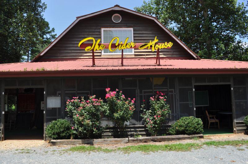Serenity Garden Cafe Blue Ridge Ga