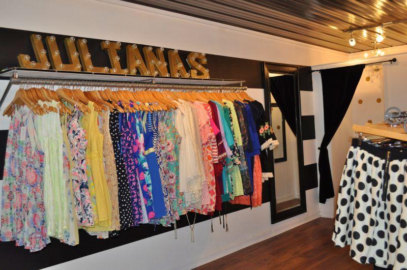 Clothing stores in newnan ga