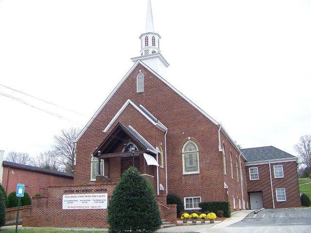 Blue Ridge United Methodist Church
