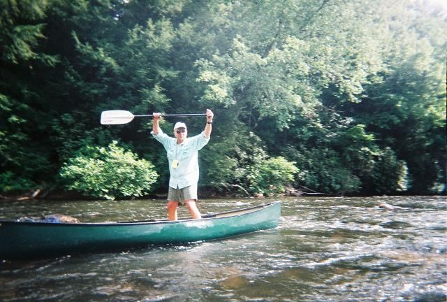 Jon Ron Toccoa River Outfitters