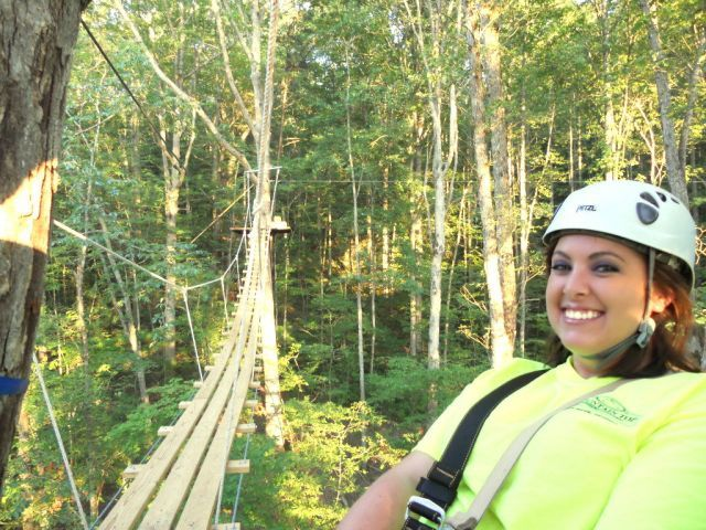 Zip Lining and Canopy Tours